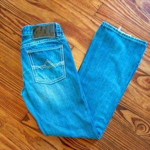 Rock & Roll Cowboy Bootcut Jeans 29X32